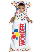 Picture of Wonder Bread Bunting Infant Costume