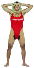 Picture of Anita Waxin Lifeguard Adult Costume