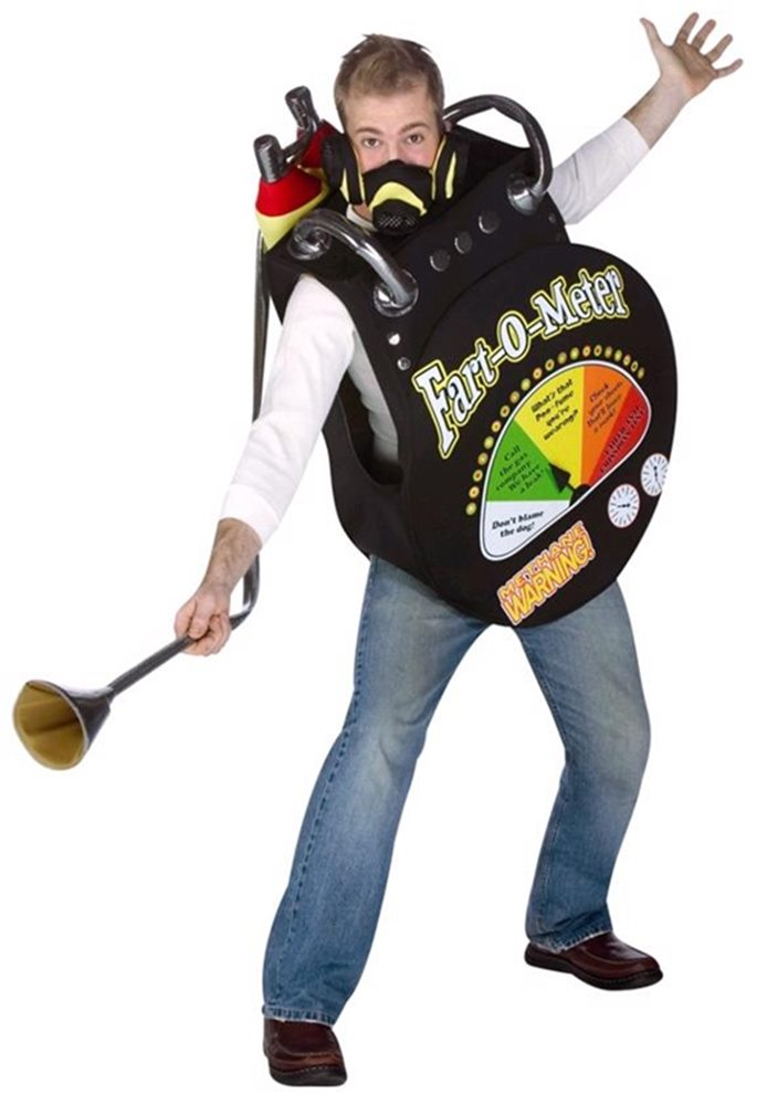 Picture of Fart O Meter Adult Costume