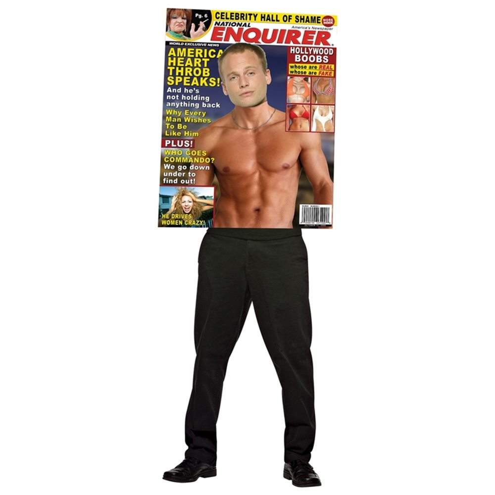 Picture of National Enquirer Hot Guy Adult Costume