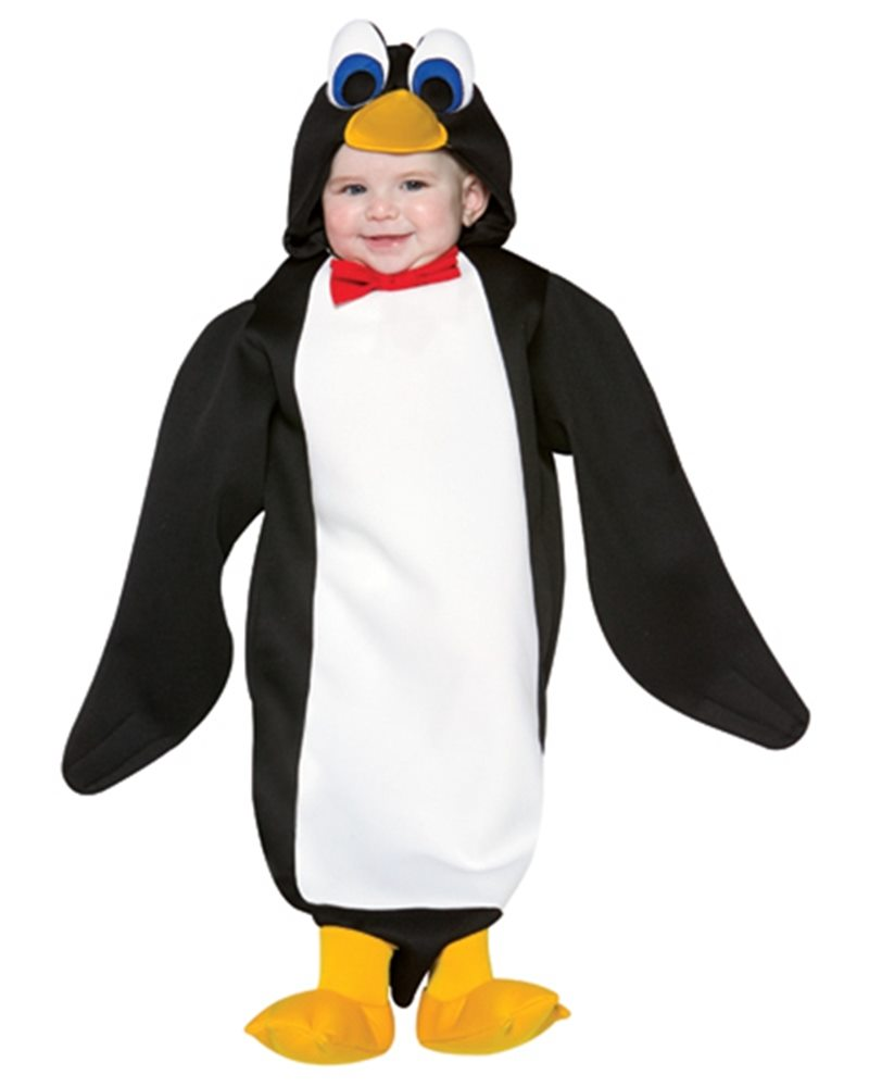 Picture of Penguin Baby Bunting Costume