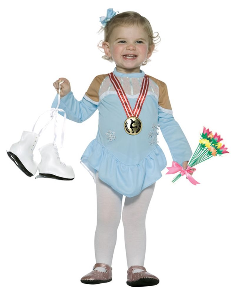 Picture of Future Figure Skater Toddler Costume