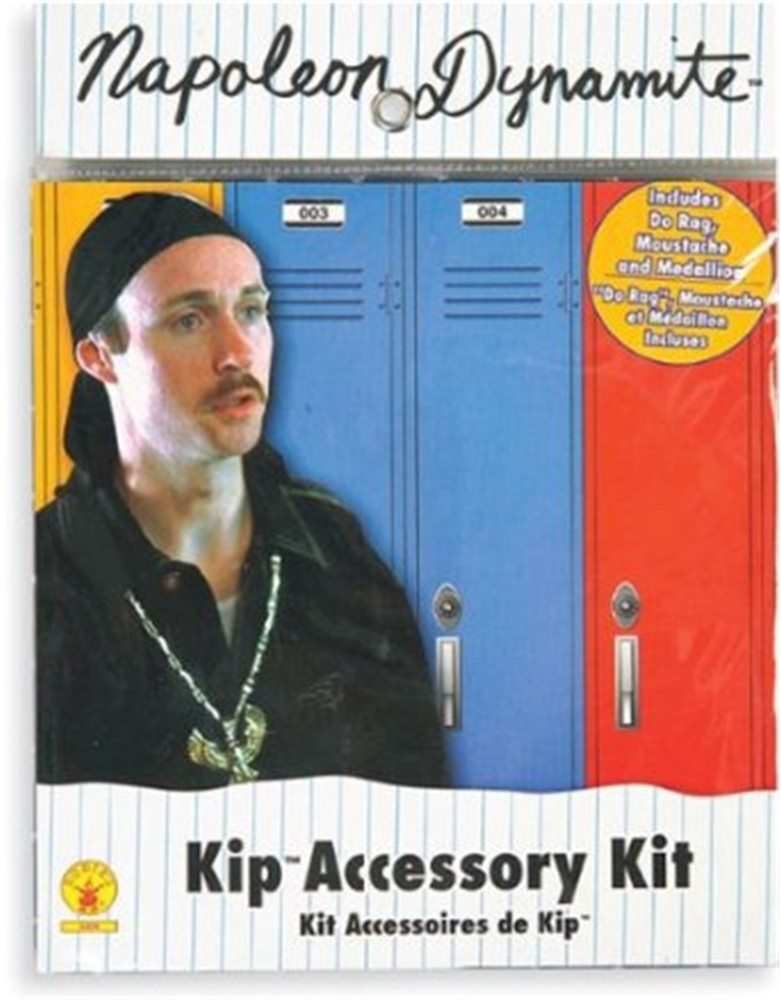 Picture of Napoleon Dynamite Kip Accessory Kit