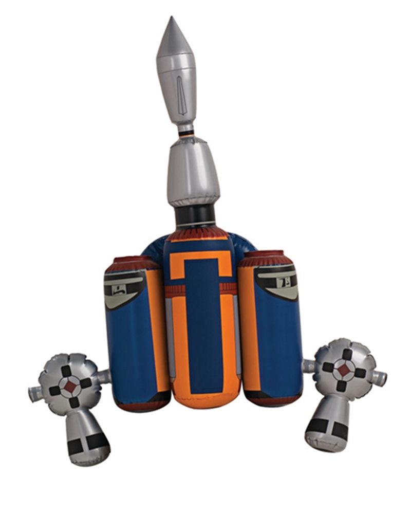 Picture of Star Wars Jango Fett Inflatable Backpack