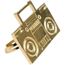 Picture of Old School Boom Box Ring