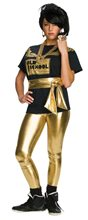 Picture of Old School Gold Leggings