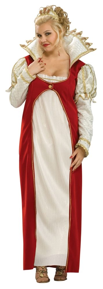 Picture of Josephine Queen Plus Size Costume