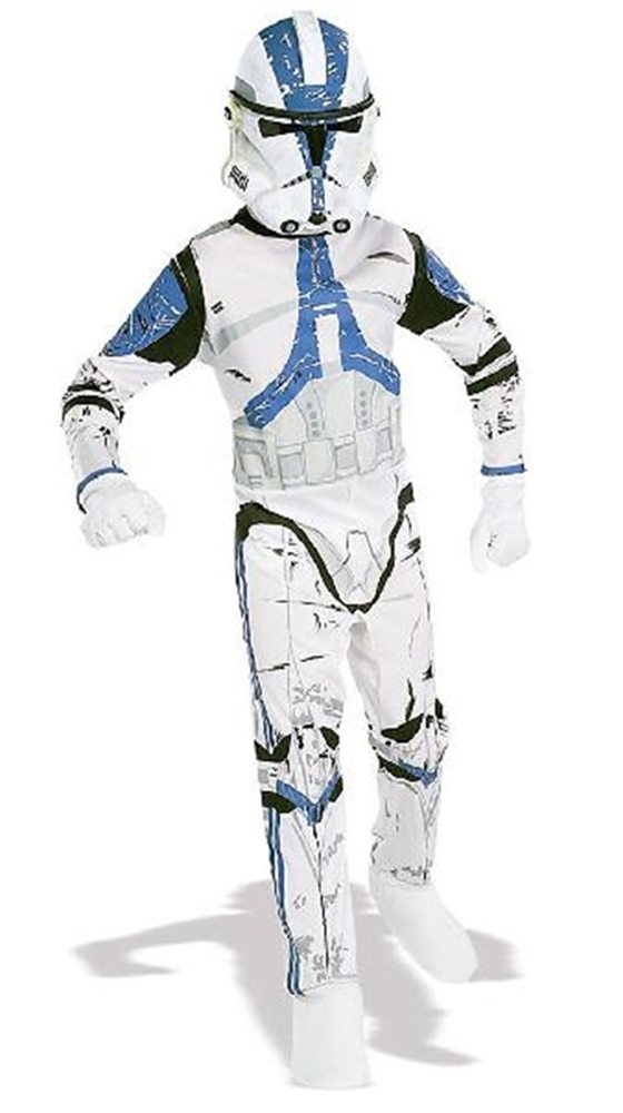 Picture of Star Wars Deluxe Clone Trooper Adult Mens Costume