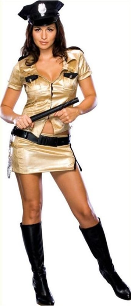 Picture of Reno 911 Sexy Johnson Adult Costume