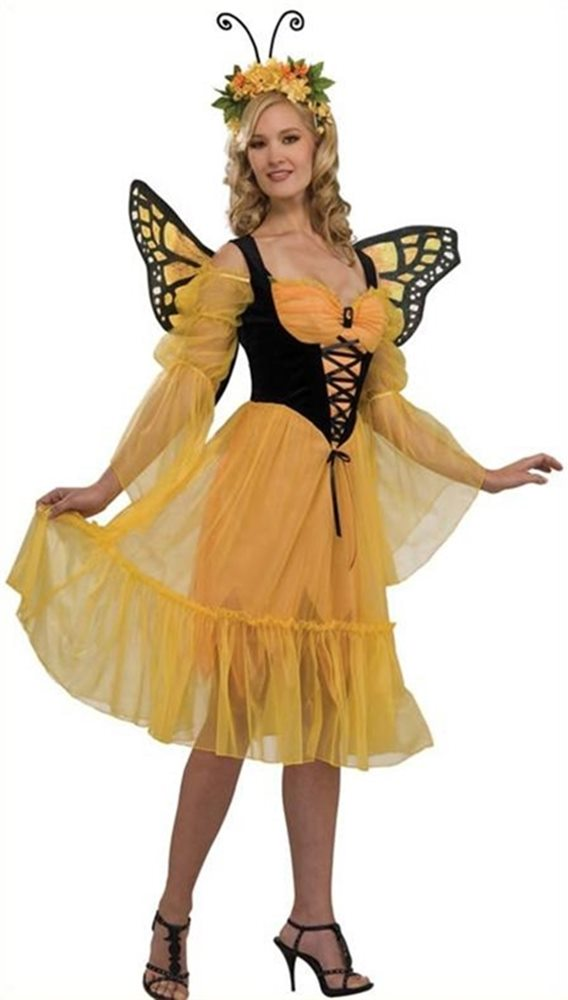 Picture of Monarch Butterfly Adult Costume