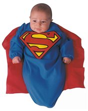 Picture of Superman Baby Bunting Costume