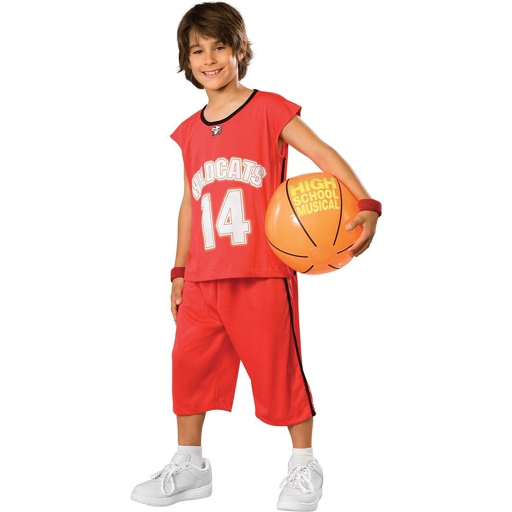 Picture of Deluxe High School Musical Troy Child Costume