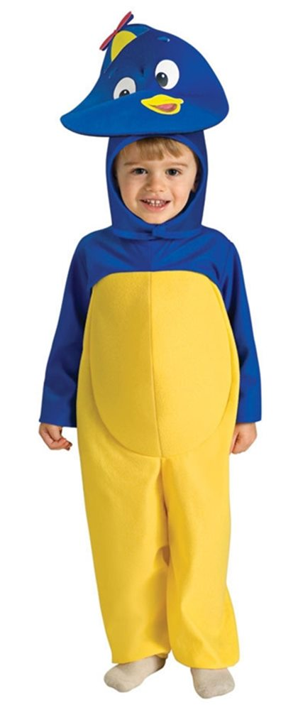 Picture of The Backyardigans Deluxe Pablo Child Costume