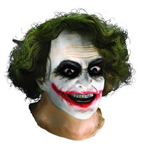 Picture of The Joker Deluxe Adult Latex Mask