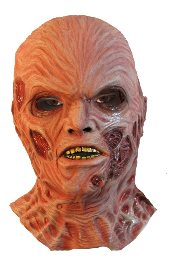 Picture of Deluxe Freddy Krueger Latex Adult Mask