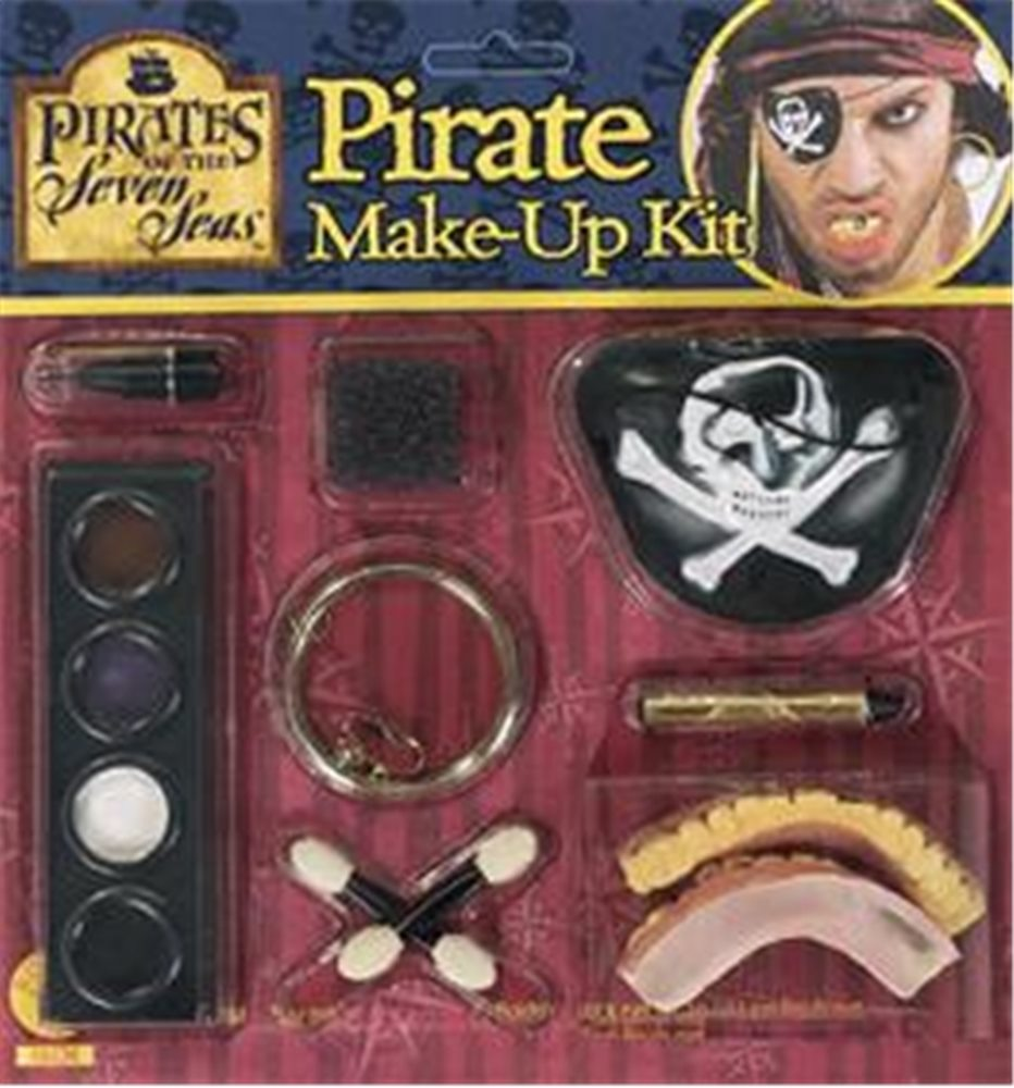 Picture of Pirate Makeup Kit