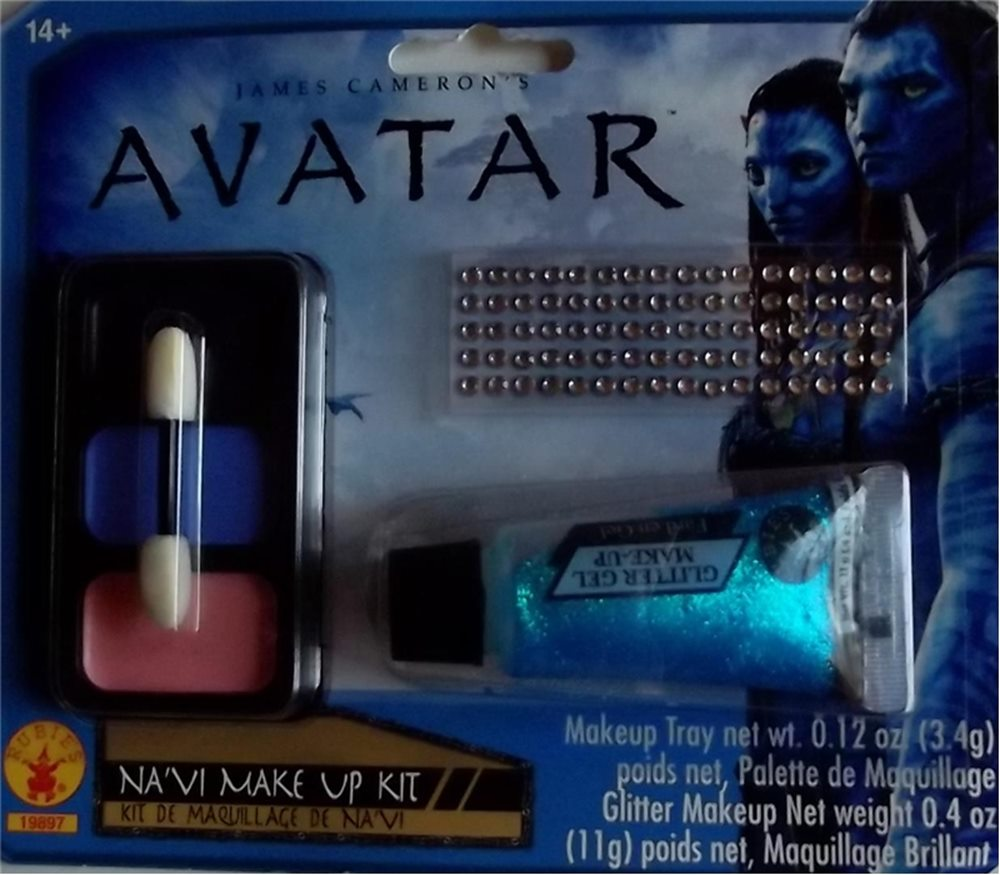 Picture of Avatar Navi Makeup Kit