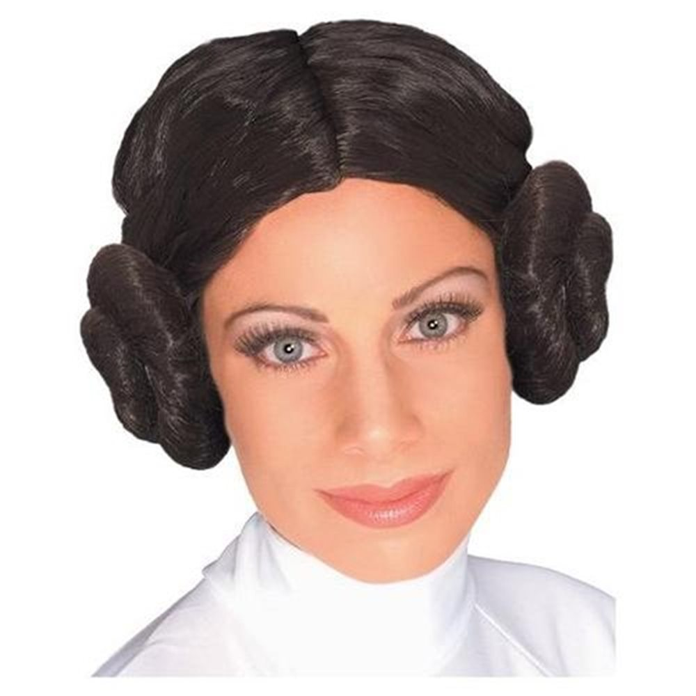 Picture of Star Wars Princess Leia Adult Wig
