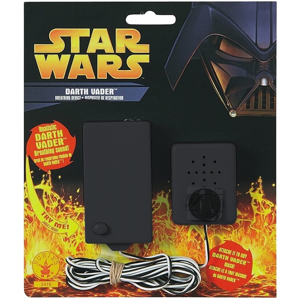 Picture of Star Wars Darth Vader Breathing Device