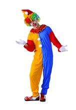 Picture of Circus Clown Adult Unisex Costume