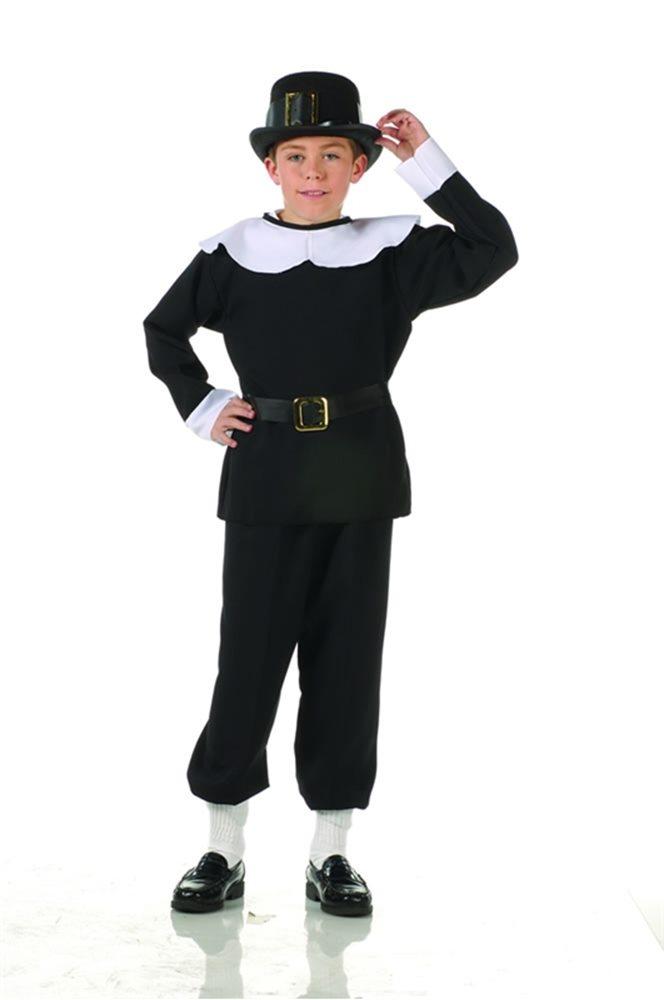 Picture of Pilgrim Boy Child Costume