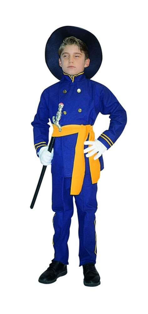 Picture of Union Officer Child Costume