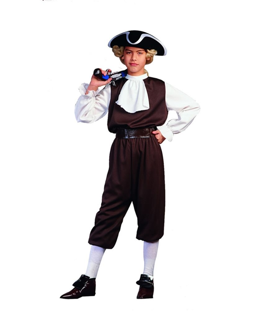 Picture of Colonial Boy Child Costume