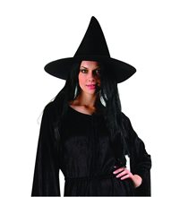 Picture of Satin Witch Adult Hat