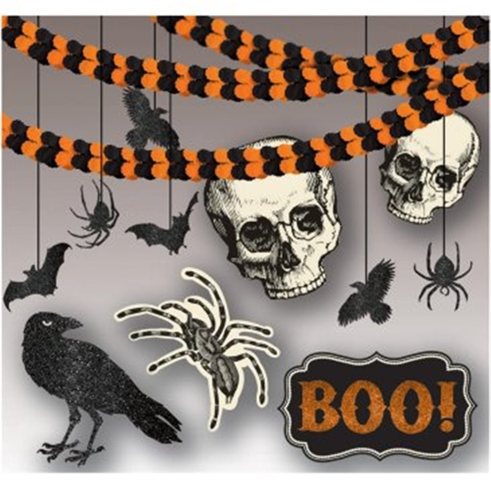 Picture of Halloween Giant Room Decorating Kit