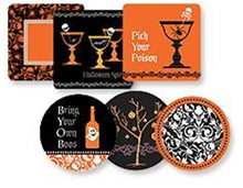 Picture of Shocktail Coasters 12pk