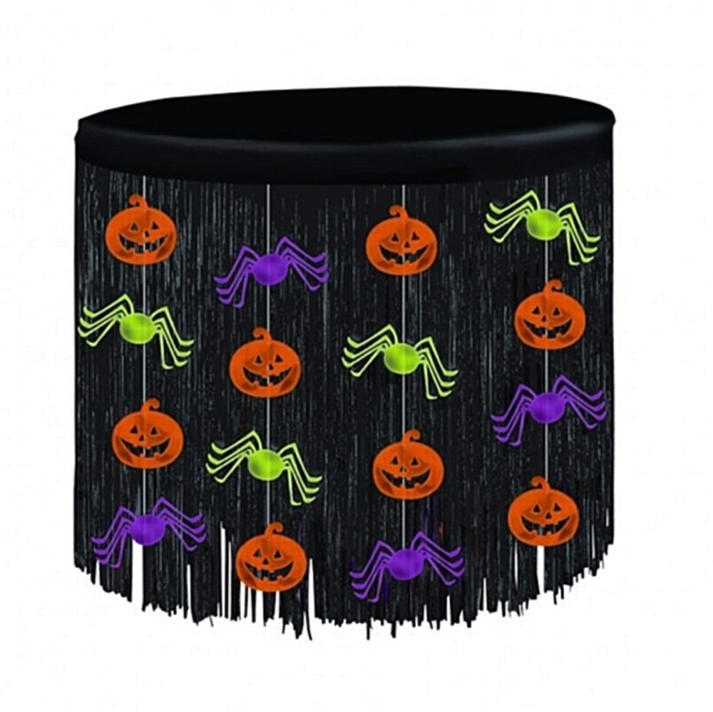 Picture of Deluxe Spider Table Skirt