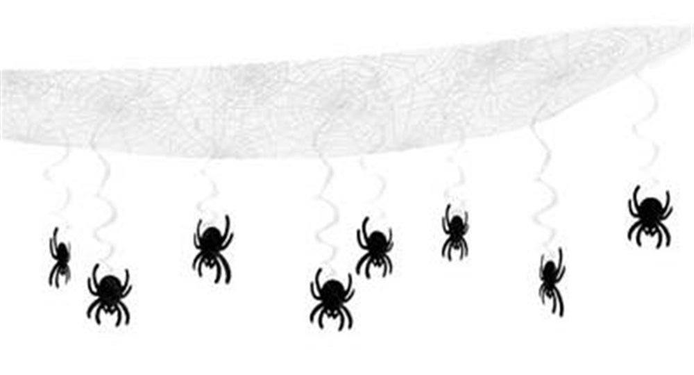 Picture of Spider Web Ceiling Decoration
