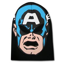 Picture of Marvel Captain America Ski Mask Beanie