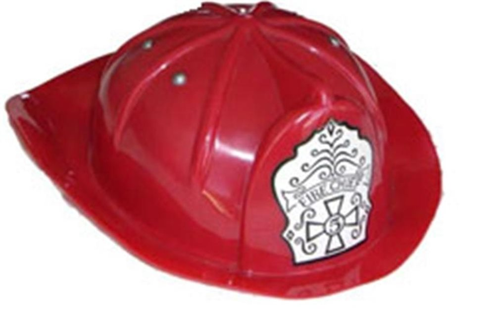 Picture of Red Fireman Child Hat