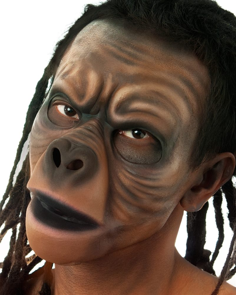 Picture of Woochie Ape Face Prosthetic
