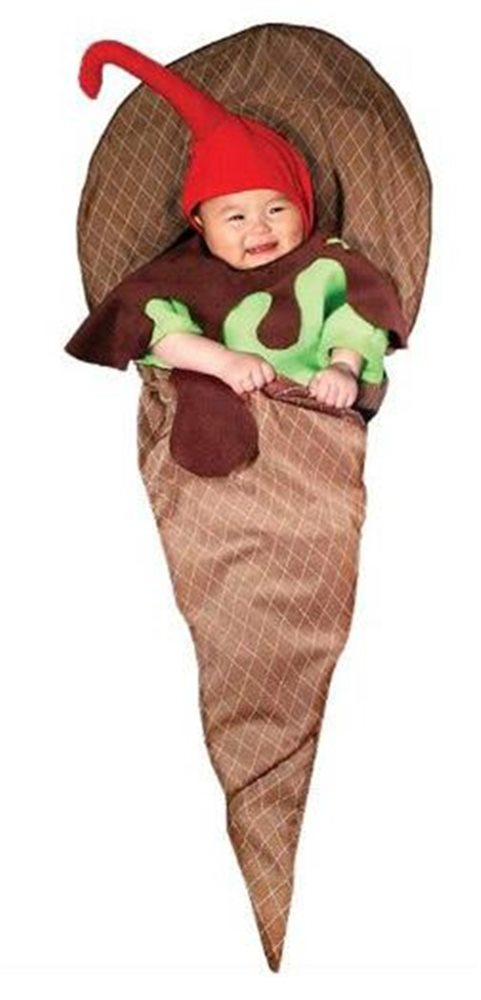Picture of Waffle Cone Infant Costume