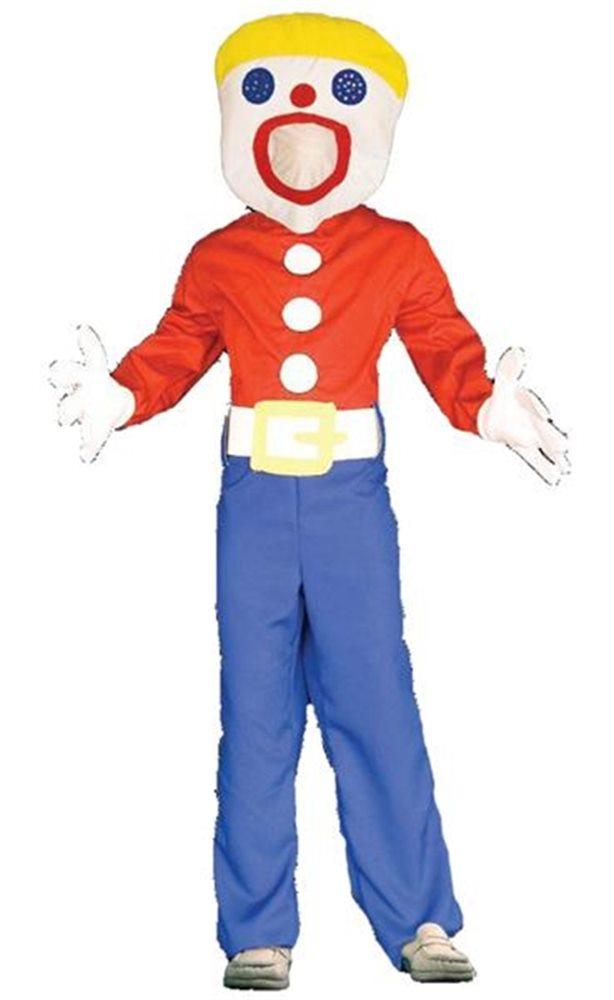 Picture of Mr. Bill Standard Adult Costume