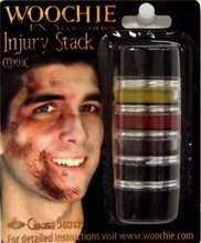 Picture of Woochie Injury Stackable Makeup
