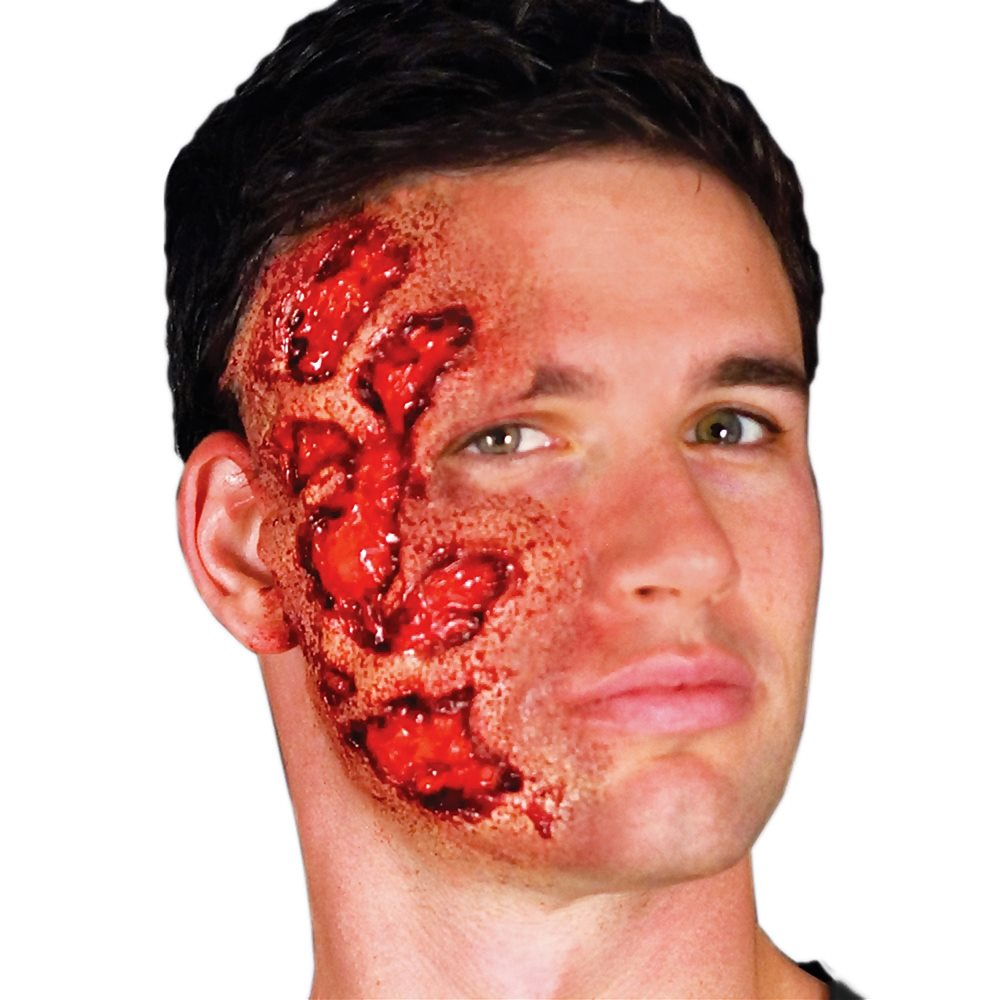 Picture of Woochie Burn and Scar Prosthetic Effects Kit