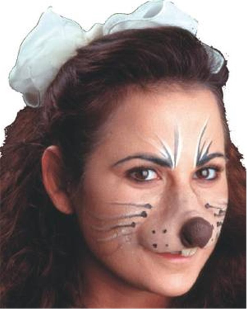 Picture of Woochie Mouse Face Prosthetic