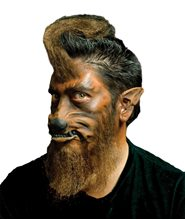 Picture of Woochie Werewolf Ear Tips Prosthetic