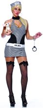 Picture of Jail Diva Adult Costume