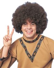 Picture of Afro Adult Wig