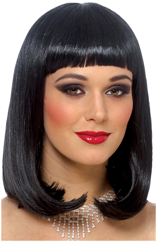 Picture of Black Peggy Sue Adult Wig