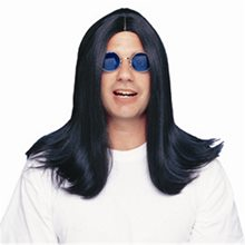 Picture of Black Rock Icon Adult Wig