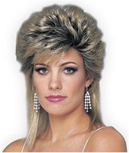 Picture of 80s Sprayed Mix Adult Wig