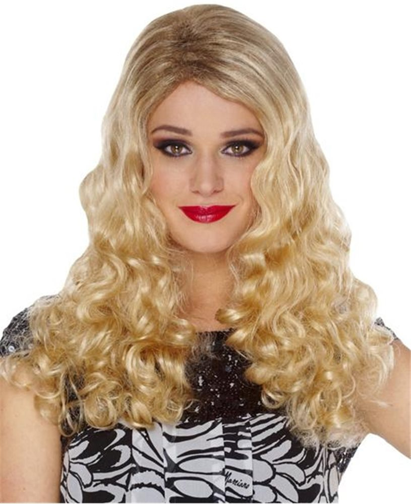 Picture of Country Singer Adult Wig