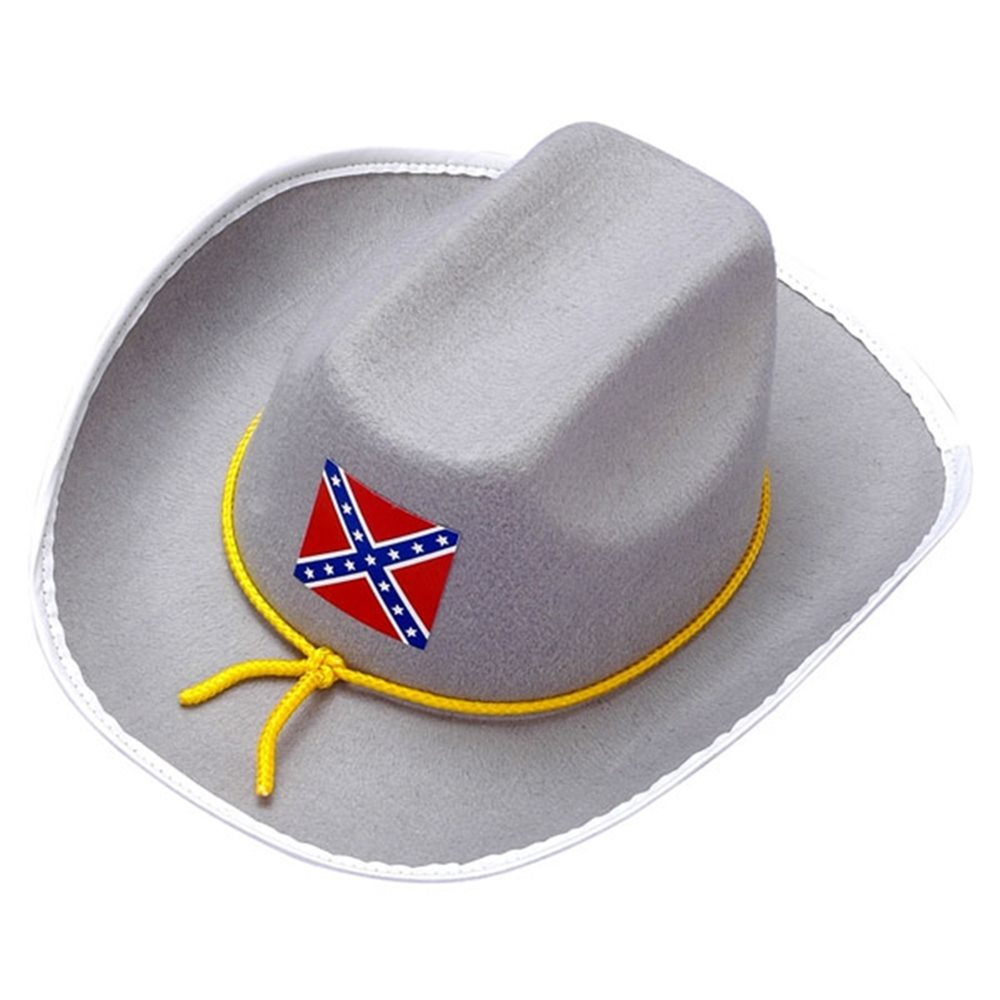 Picture of Confederate Officer Adult Hat