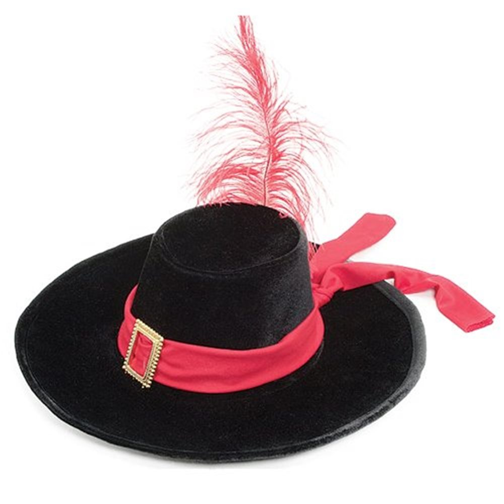 Picture of Velvet Musketeer Adult Hat