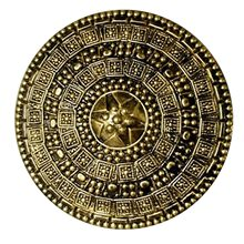 Picture of Gold Roman Shield